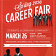 Spring Career Fair!