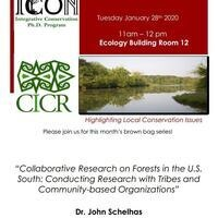 ICON & CICR Brown Bag Seminar Series