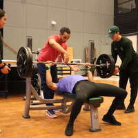 POSTPONED: Bench Press Competition