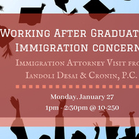 Working After Graduation: Immigration Concerns
