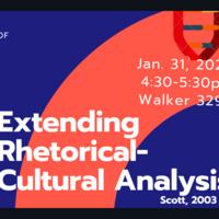 Rhetoric Discussion: Rhetorical-Cultural Analysis