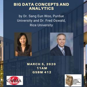 Big Data Concepts and Analytics
