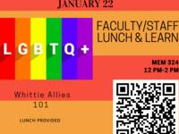 Unity Week Faculty/Staff Lunch & Learn