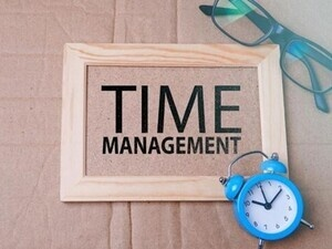Peer Health Education Outreach: Time Management