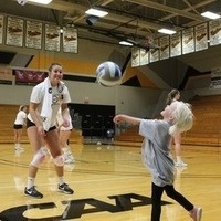 Little Huskies Volleyball Camp