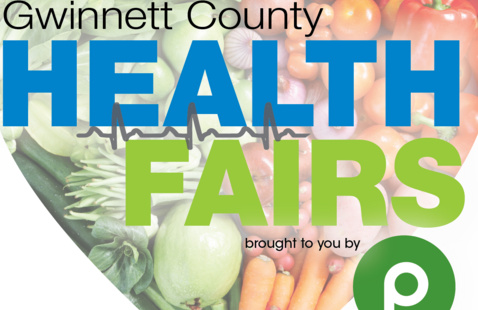 Gwinnett Co. Health Fairs brought to you by Publix
