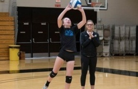 High School Volleyball Spring Clinics