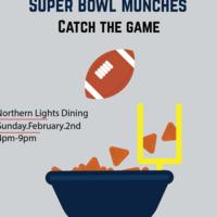 Super Bowl Munchies