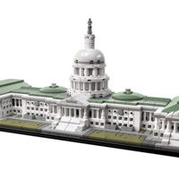 Come help build a lego White House and Capitol Building!