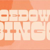 Hoedown Bingo