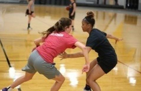Girls' Basketball High School Elite Camps