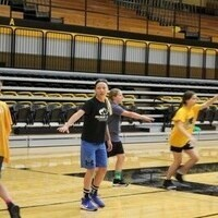 Girls' Basketball Offensive Skills Camp