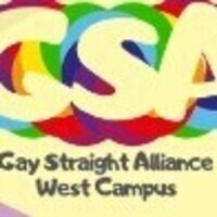 Gay Straight Alliance West Campus