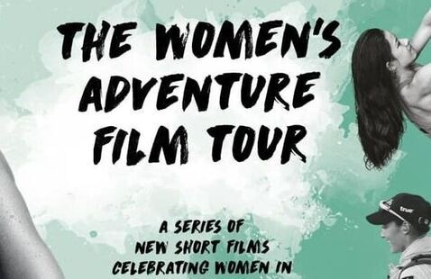 Women's Adventure Film Tour, hosted by Program Council & Women of Western