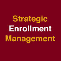 Open Forum for Faculty - Critical Role of Academic Programs in Enrollment Planning