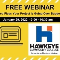 FREE Webinar: Red Flags Your Project is Going Over Budget