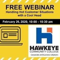 FREE Webinar: Handling Hot Customer Situations with a Cool Head