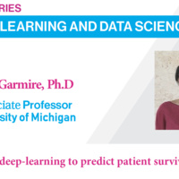 Machine Learning and Data Science Seminar Series