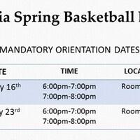 UFit Basketball Orientation (Osceola) (Cancelled)