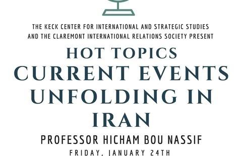 HOT TOPICS: Current Events Unfolding in Iran on Fri, Jan 24; KRV 102