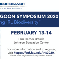 Indian River Lagoon Symposium 2020