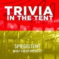 Trivia in the Tent