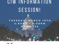 Cornell in Washington Information Session
