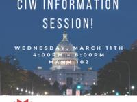 Cornell in Washington Information Session