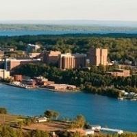 Michigan Tech Campus view