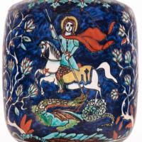 David  Ohannessian and the Armenian Ceramics of Jerusalem