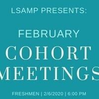 February Freshman Cohort Meeting