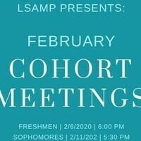 February Sophomore Cohort Meeting
