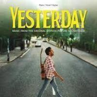 Friday Film-Yesterday