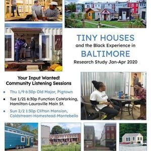 Tiny Houses Research Study
