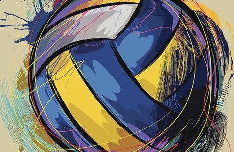Men's Club Volleyball Alumni Game