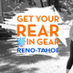 Get Your Rear in Gear Reno-Tahoe Logo