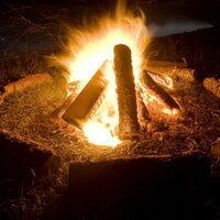 CAB Winterfest: Bonfire in the Quad