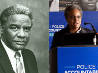 CANCELED: Xolela Mangcu: From Harold Washington to Lori Lightfoot: Cultural Transformation and A Sense of Possibility in Chicago