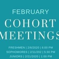 February Junior Cohort Meeting