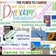 Vision Boards at LIFT (Ladies in Faith Together)