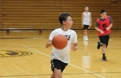 Boys' Basketball Development Camp