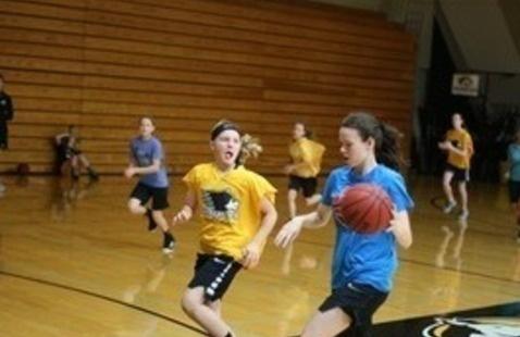Girls' Basketball Development Camp
