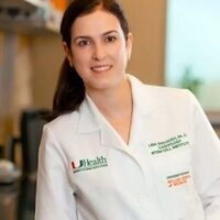 Dr. Lina Shehadeh, Director of the Cardiovascular Module for the MD and MD/MPH Program at University of Miami