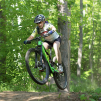 Co-Ed Jr Mountain Biking All Skills Camp