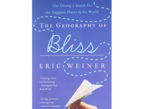 WashU Libraries Book Club: The Geography of Bliss