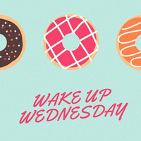 Wake-Up Wednesday