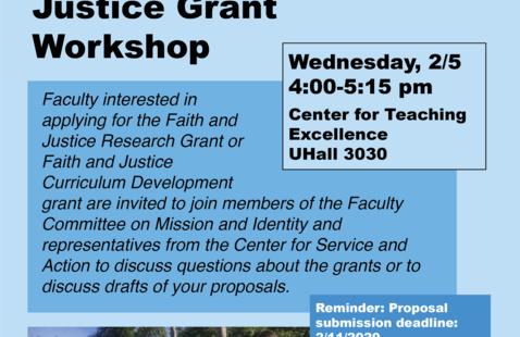 F&J Grant Workshop Flyer