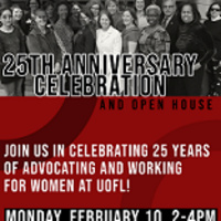COSW 25th Anniversary & Open House