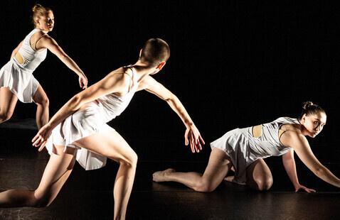 Dancers of State Dance Company