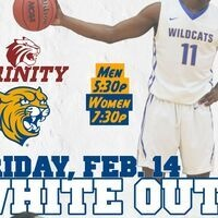 Basketball Doubleheader - WHITE OUT - Special Olympics Fundraiser